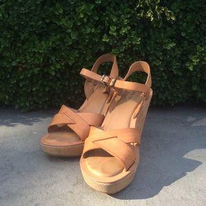 Kork-Ease Ava Wedge Sandals